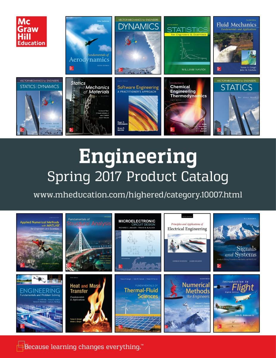 Engineering 2017 Product Calatog