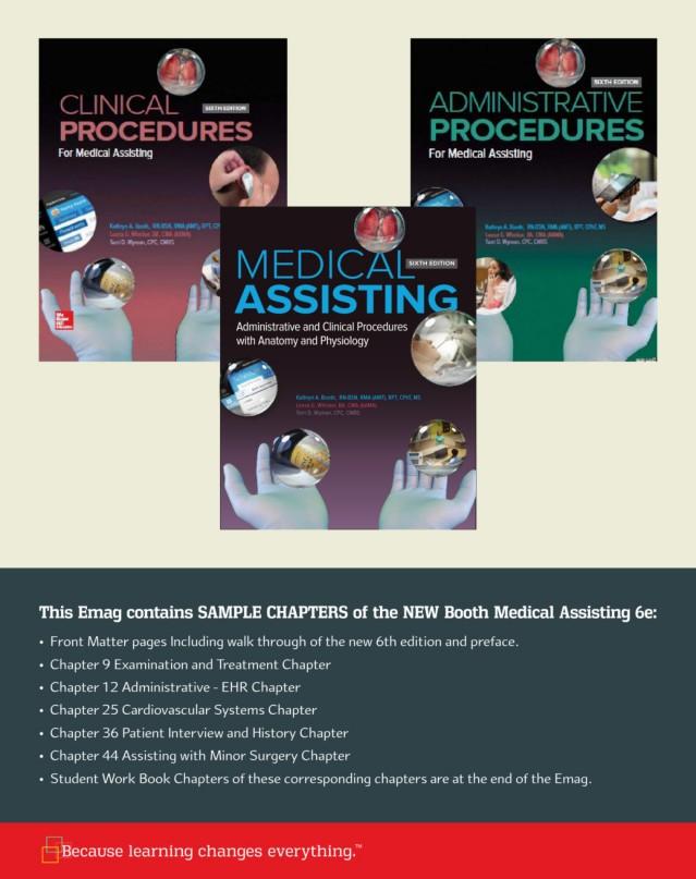 Booth 6e MedAssisting
