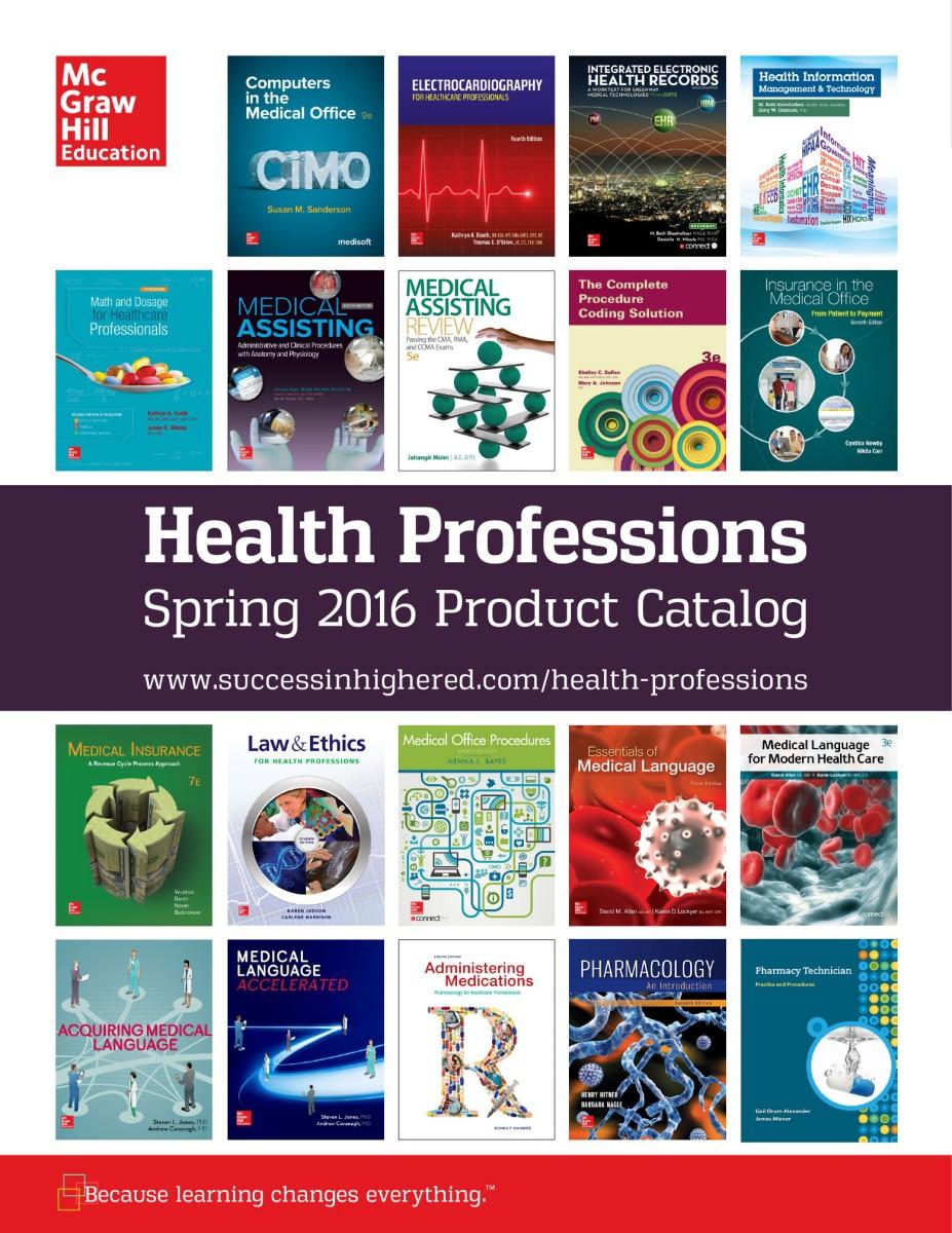 Healthprofessionsproductcatalog fandeluxe Gallery