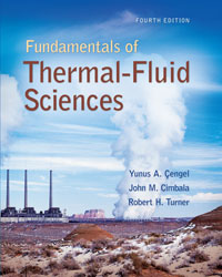 Fundamentals of thermal-fluid sciences | 🏷 solutions to.